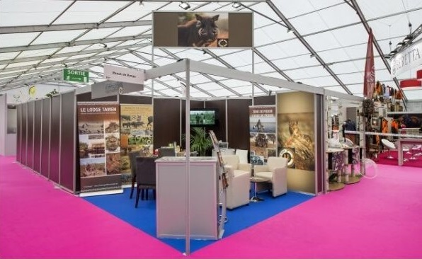 Comment optimiser la visibilit de son stand sur un salon for Stand salon